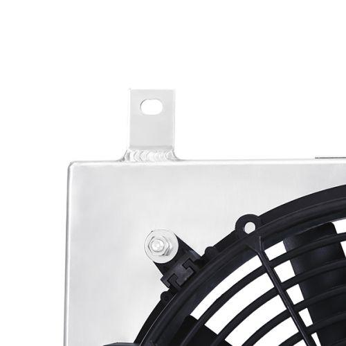 Mishimoto For 92-00 Honda Civic Aluminum Fan Shroud Kit #MMFS-CIV-92