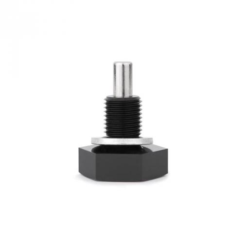 Mishimoto Black M18 X 1 5 Magnetic Oil Drain Plug K