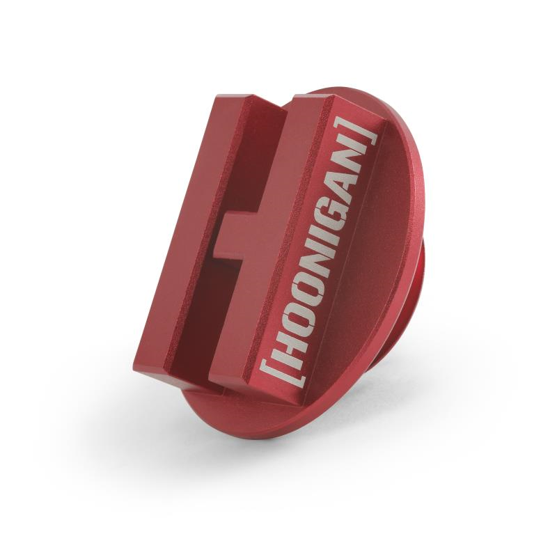 Mishimoto Honda Hoonigan Red Oil Filler Cap