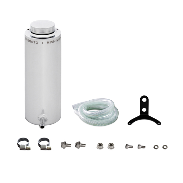 Mishimoto Aluminum Coolant Reservoir Tank: Polished