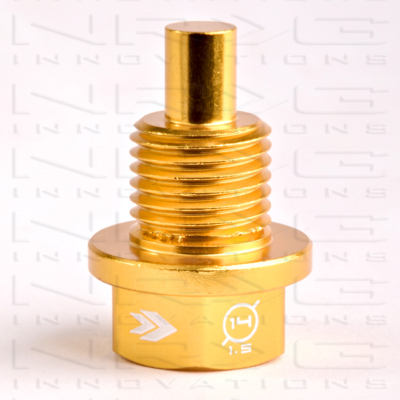 NRG Gold Magnetic Oil Drain Plug