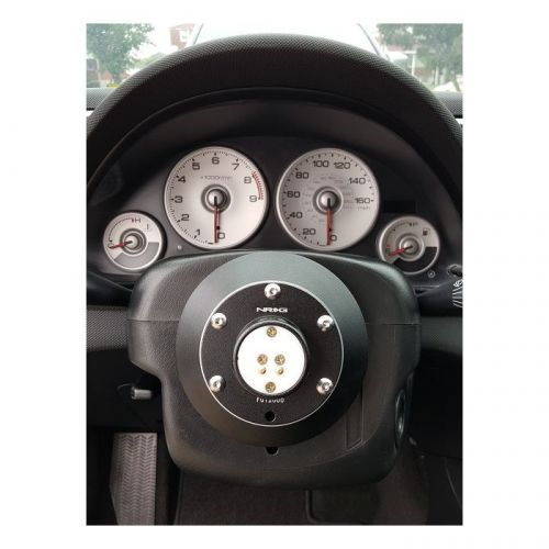SRS Resistors SRK-131H NRG Short Hub Honda Civic S2000 Prelude CRV CRZ TSX RSX