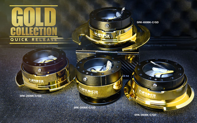NRG Gold Collection Quick Release