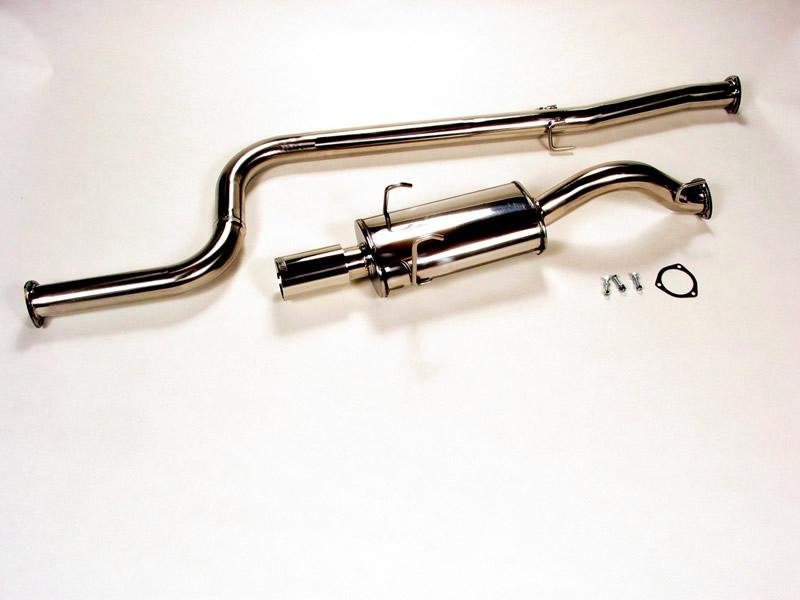 Thermal 92-95 Civic Hatchback Turbo Exhaust System