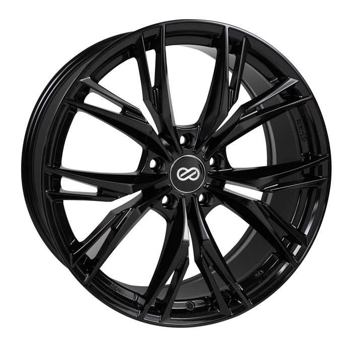 Enkei ONX Black Wheel: 20x8.5 +40