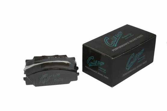Project Mu Club Racer Brake Pads: Front