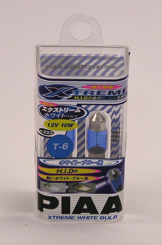 PIAA Xtreme White Dome Lamp Bulbs