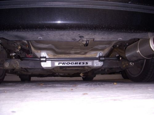 Progress 02-06  RSX / 02-03 Civic Si 24mm Rear Sway Bar: Adjustable-A6