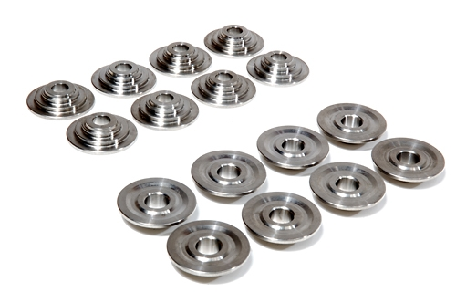 Supertech Valve Steel Spring Retainers: 16 Pack