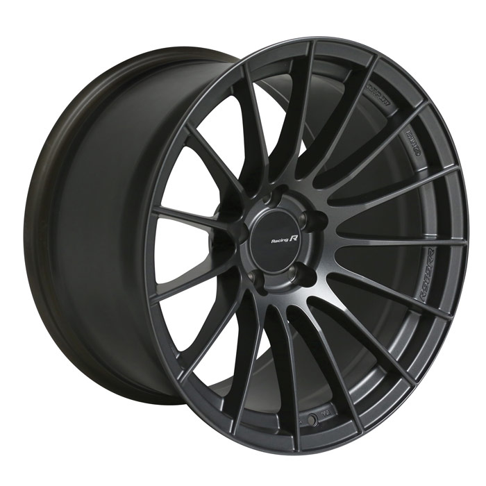 Enkei RS05-RR Gunmetal Wheel: 18x9 +35