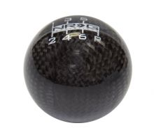 NRG Carbon Fiber Universal Heavy Weight 6 Speed Shift Knob