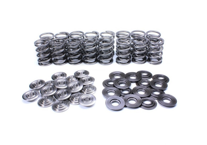 Supertech K Series 92 lbs Dual Valve Springs with Titanium Retainers