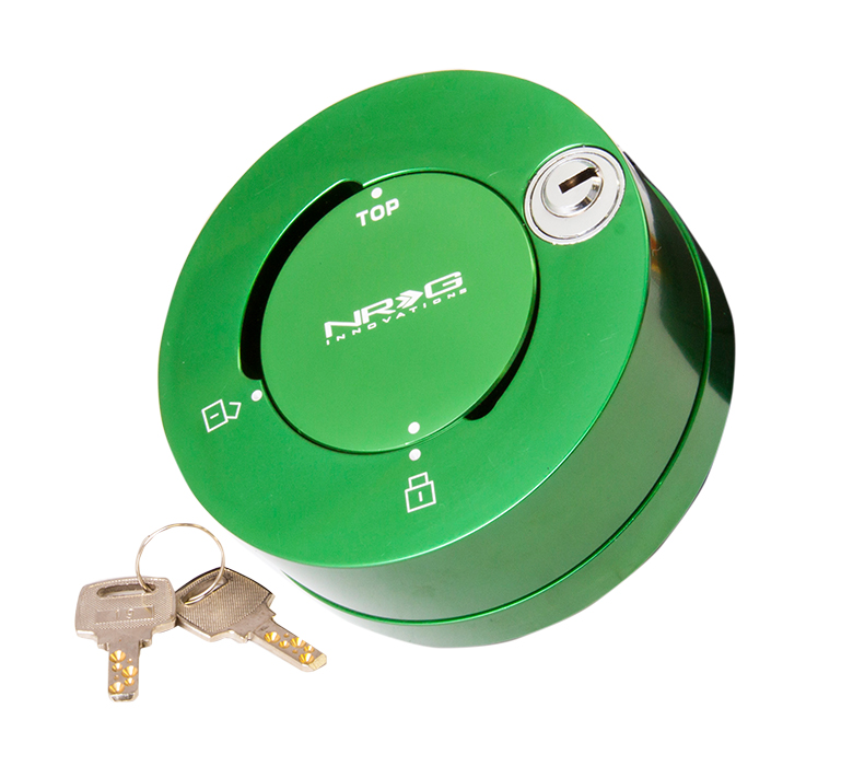 NRG Green Hub Quick Lock