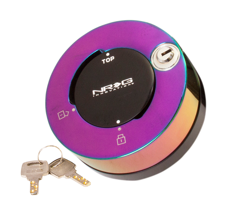 NRG Neochrome Hub Quick Lock