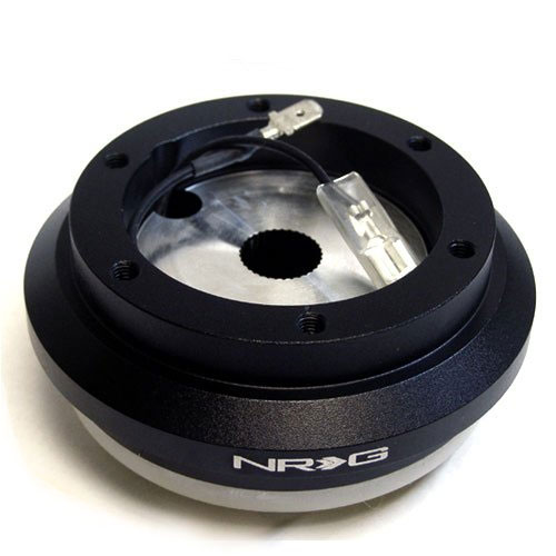 NRG Black Non-SRS Short Hub