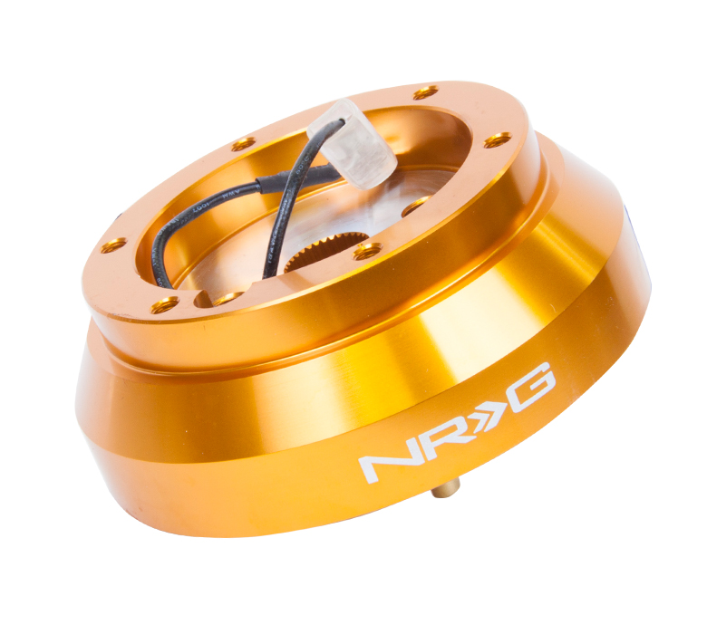 NRG Short Hub Adapter: Rose Gold