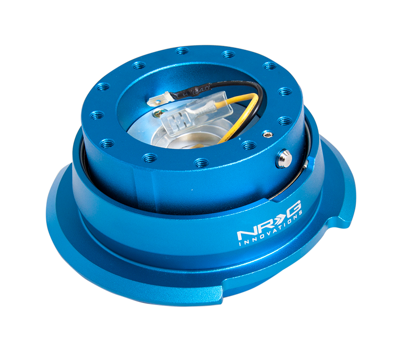 NRG Blue Body with Blue Ring 2.8 Quick Release-A1
