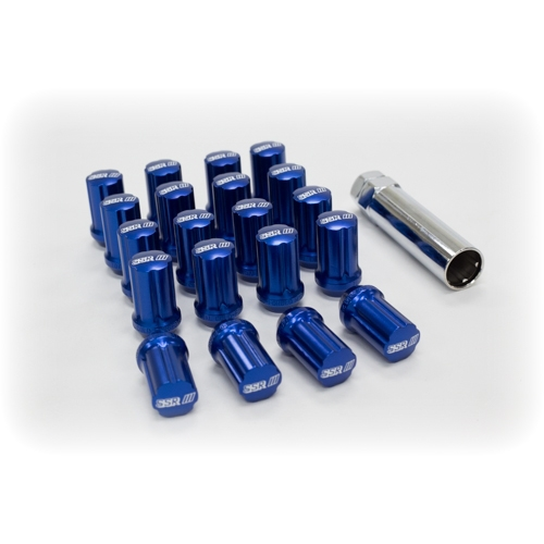 SSR GT 35mm Closed End Lug Nuts M12 x 1.25