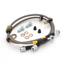 StopTech 90-01 Integra Stainless Steel Brake Lines: Front