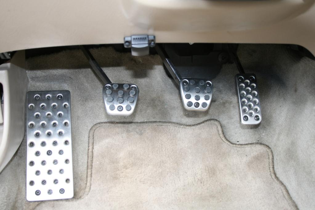 strutking manual pedal set k series parts. Black Bedroom Furniture Sets. Home Design Ideas