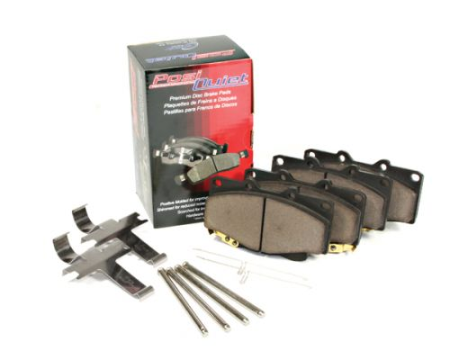 StopTech 02-06 RSX Base Front Posi Quiet Ceramic Brake Pads-A1