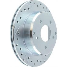 StopTech 92-00 Civic DX Front Left Select Sport Brake Rotor