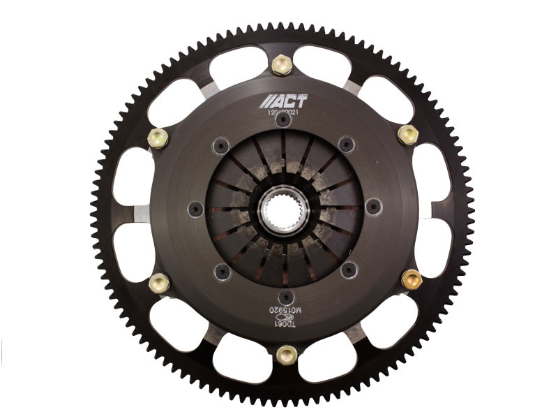 ACT Twin Disc Sint Iron Race Clutch Kit