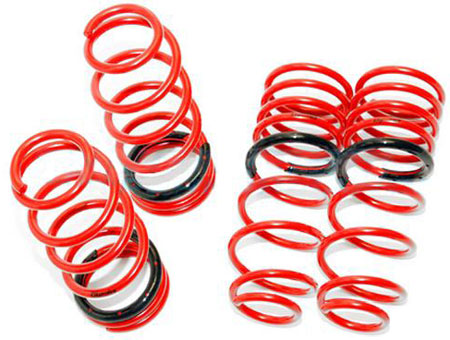Tanabe 06-11 Civic DF210 Lowering Springs