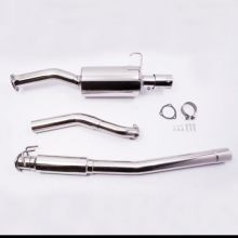 "Thermal 02-06 RSX Type-S 3"" Turbo Cat-Back Exhaust"