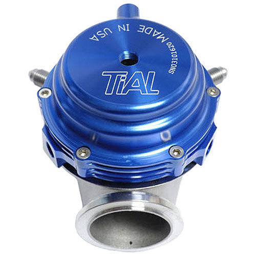 Tial MV-S 38mm Wastegate: Blue