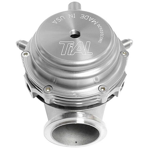 Tial MV-S 38mm Wastegate: Silver