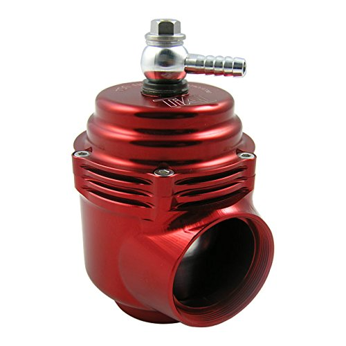 Tial QRJ Blow-Off Valve: Red - 3psi