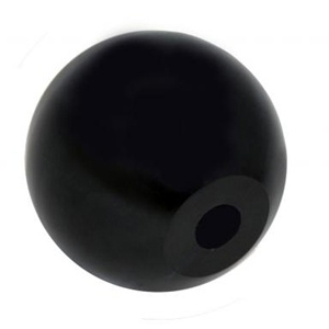 Torque Solution Billet Shift Knob: Black