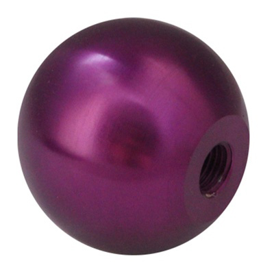 Torque Solution Billet Shift Knob: Purple