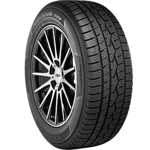 Toyo Celsius Cuv >> Toyo Celsius PCR 225/40R18 92V Single Tire: K Series Parts