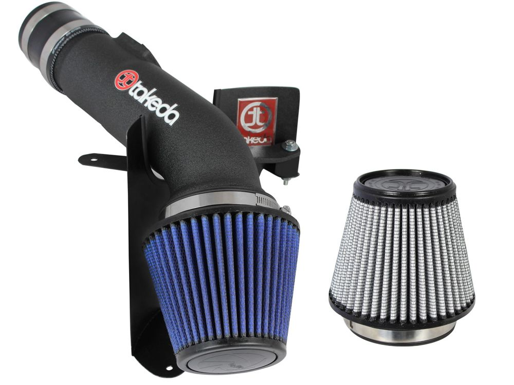 Takeda 13-17 Accord V6 Black Stage-2 Pro 5R Intake