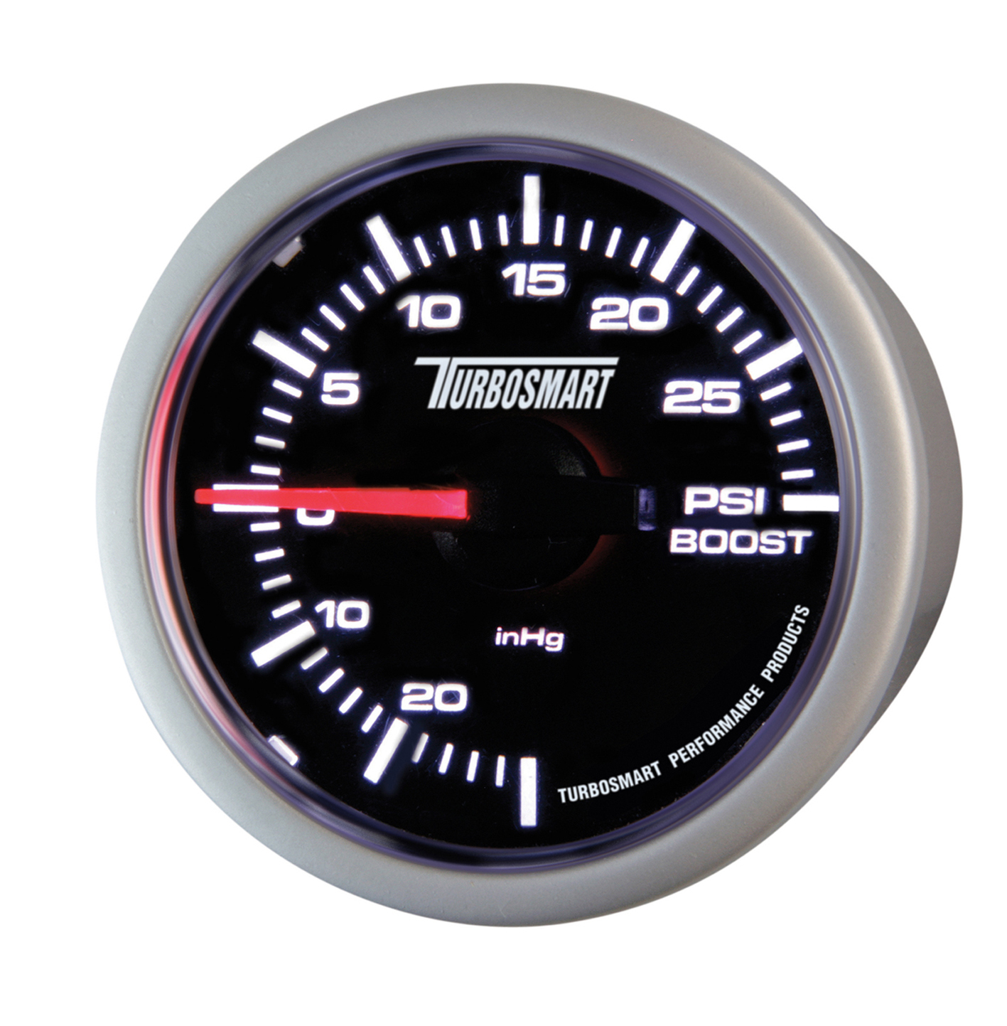 Turbosmart 52mm Boost Gauge 0-30psi