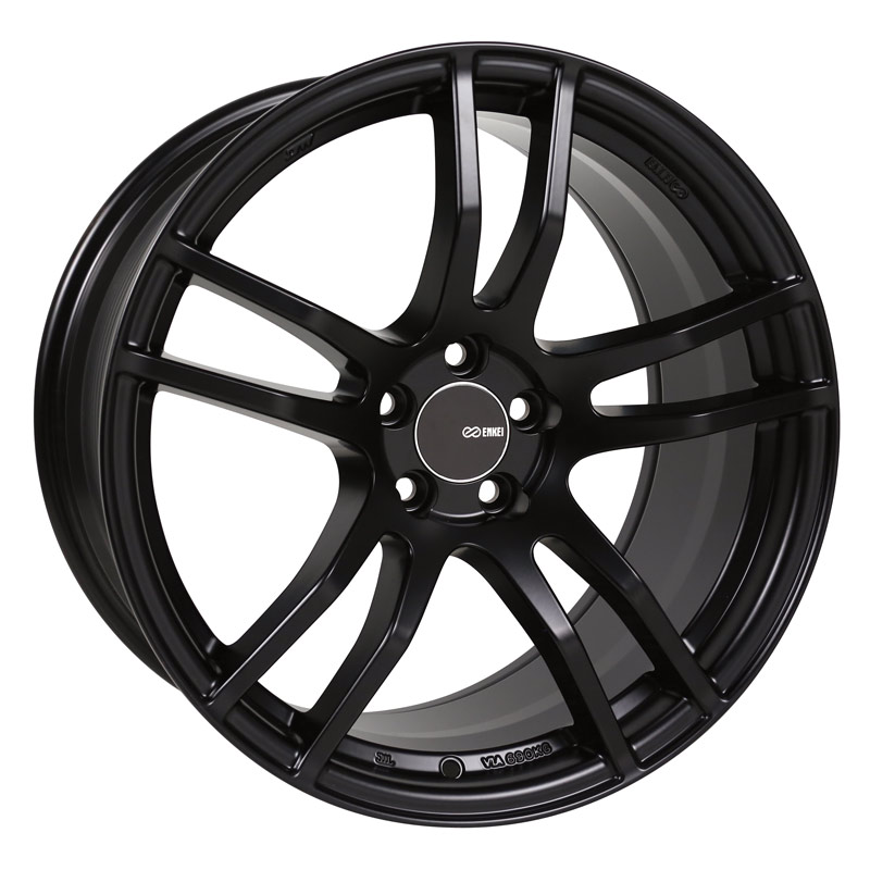 Enkei TX5 Black Wheel: 17x9 +45