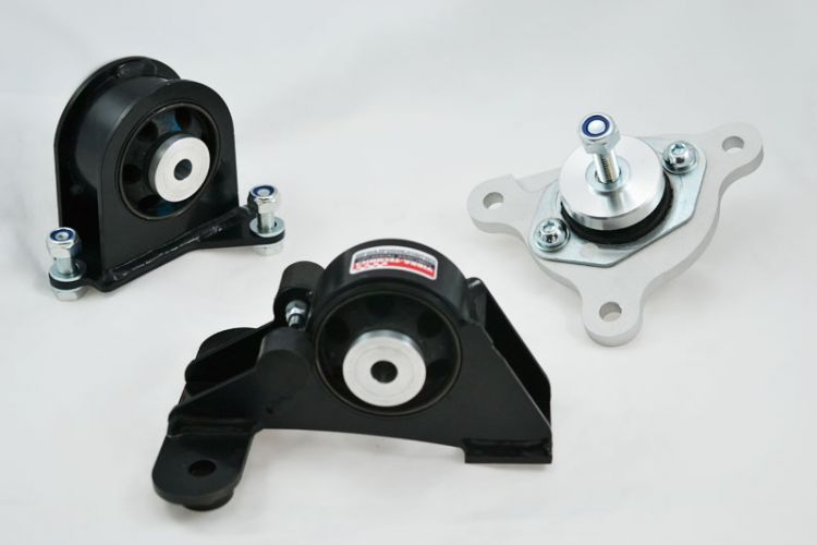 Vibratechnics engine mount kit free shipping club rsx for Rsx passenger motor mount