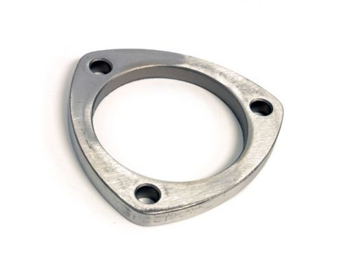 Vibrant 3 Bolt Stainless Steel Exhaust Flange: 2.5