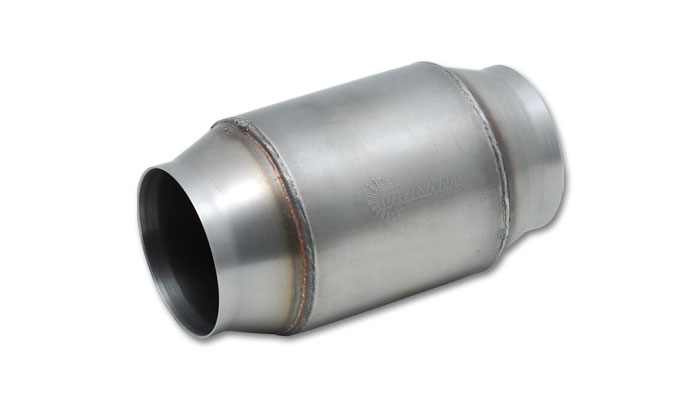 Vibrant Universal GESI Ultra High Output Catalytic Converter: 3.5