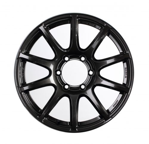 Gram Lights 57trans X 18x9 0 6x139 7 Super Dark Gunmetal Wheel K