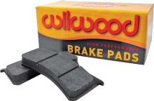 Wilwood BP-10 Street Performance Brake Pads Forged Dynalite Caliper