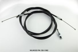 Wilwood 06-11 Civic Parking Brake Cables: Rear Big Brake Kit