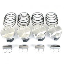 Wiseco 87mm ArmorGlide Coated K-Series K20/K24 Pistons: 13.5:1