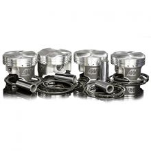 Wiseco 86mm ArmorGlide Coated K-Series K20 Pistons: 11.6:1