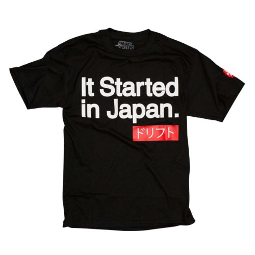 What Monsters Do It Started in Japan Drift Shirt
