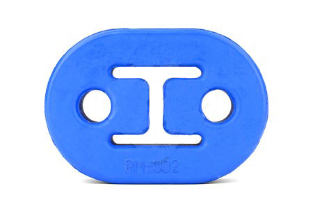 Cusco HD Exhaust Hanger Bushing: Blue