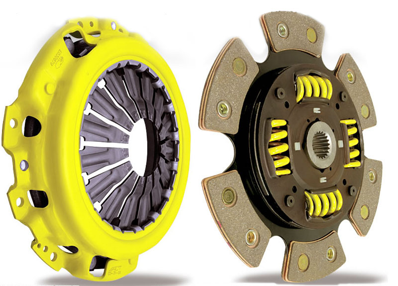 ACT Xtreme 6-Puck Sprung Race Clutch Kit
