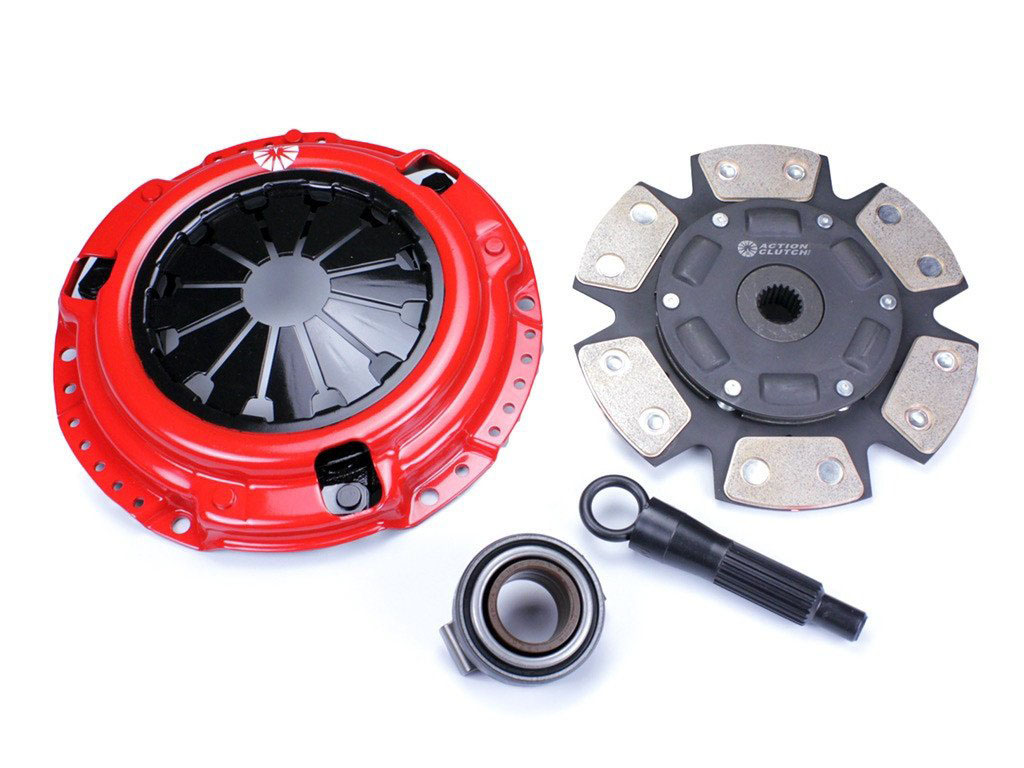 Action Clutch 06-11 Civic 1.8L Stage 3 Kit
